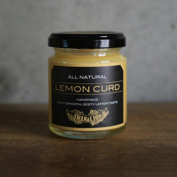 Swan And Lion Lemon Curd